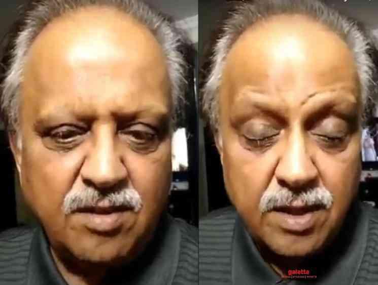 SP Balasubrahmanyam reacts to S Janaki death hoax - Tamil Movie Cinema News