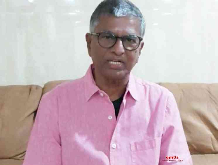 SA Chandrasekhar requests fans not to meet him due to lockdown - Tamil Movie Cinema News
