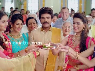 Legend New Saravana Stores Diwali 2019 Advt - Tamil Movie Cinema News
