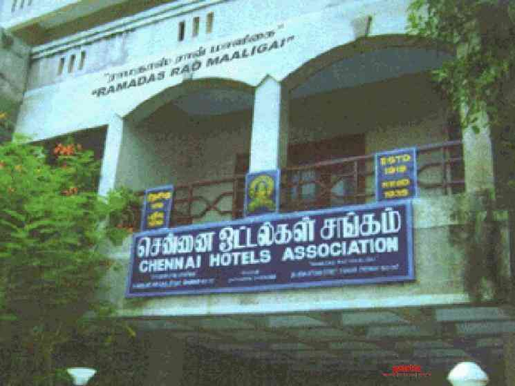 Chennai Hotels Association provide food people in public service - Tamil Movie Cinema News