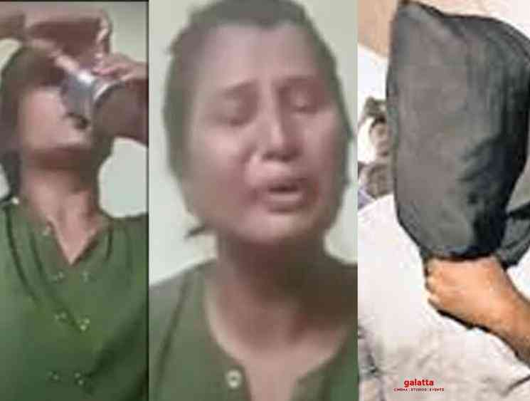 Actress Chandana suicide case boyfriend Dinesh arrested - Tamil Movie Cinema News