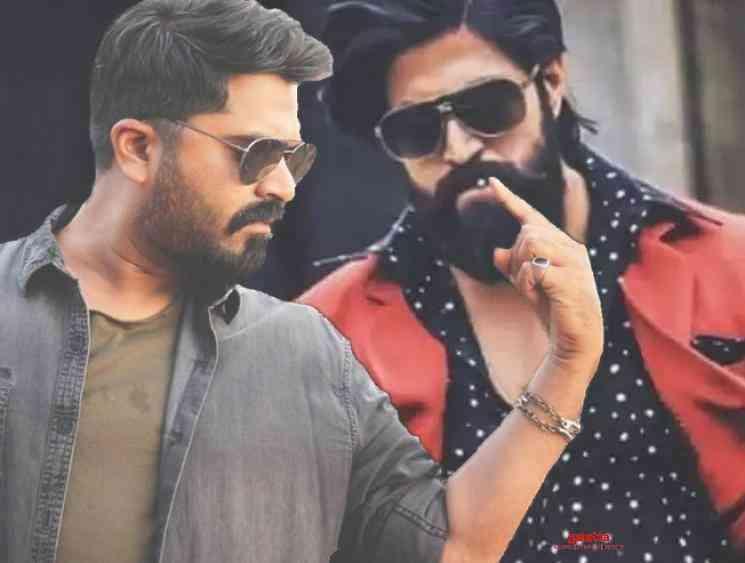 Mufti director Narthan and Yash meet to discuss next film - Tamil Movie Cinema News