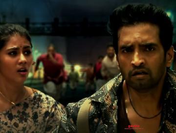 Santhanam starrer Dagaalty Motion Poster Vijay Anand Yogi Babu - Tamil Movie Cinema News