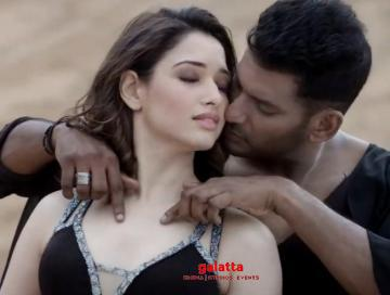 Vishal starrer Action Nee Sirichalum Video Song ft Tamannaah - Tamil Movie Cinema News