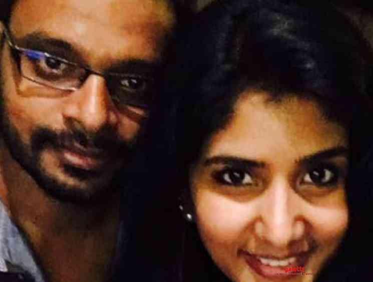Director Raju Murugan VJ Hema Sinha blessed with baby boy - Tamil Movie Cinema News