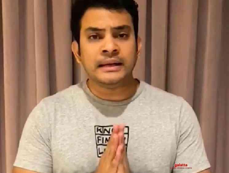 Actor Dr Sethuraman last video on Instagram before his death - Tamil Movie Cinema News