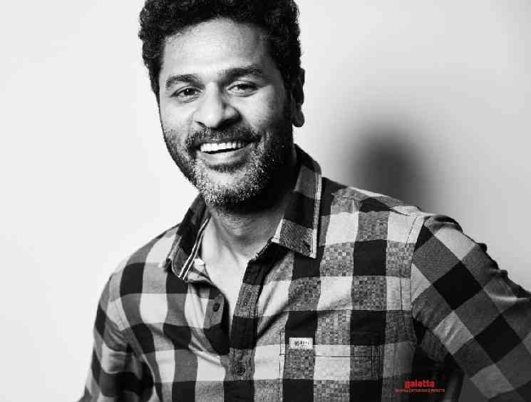 Prabhu Deva Adhik Ravichandran film first look release on Feb 14 - Tamil Movie Cinema News