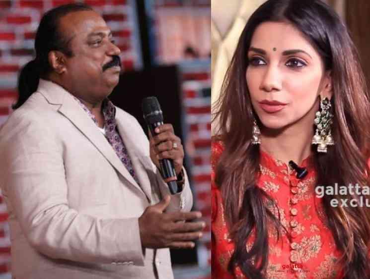 Anchor Bhavana about Xavier Britto troll Master audio launch - Tamil Movie Cinema News