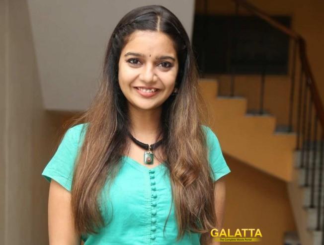Swathi Reddy in Aandavan Kattalai Remake