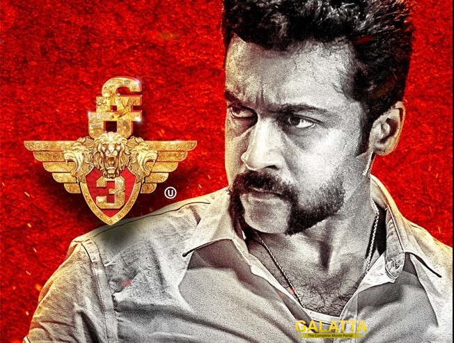 A big relief for Suriya and his Si 3 team