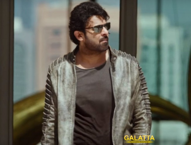 PRABHAS Birthday Special: 'Shades Of SAAHO' Video Is Here!