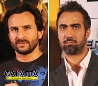 Saif and Ranvir caught arguing?