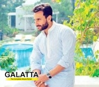 Saif lends his voice for Happy Ending!