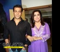 Farah Khan not Salman in Bigg Boss Halla Bol?