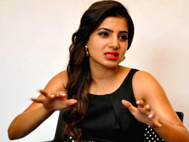 Samantha's attacking statement on Nayanthara - Radharavi controversy!