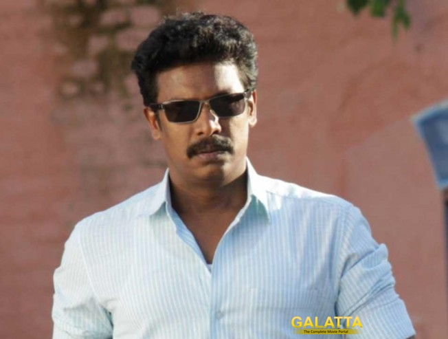 Another Action Thriller for Samuthirakani