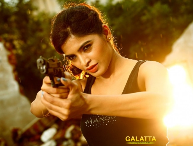 Sanchita Shetty is excited about Rum