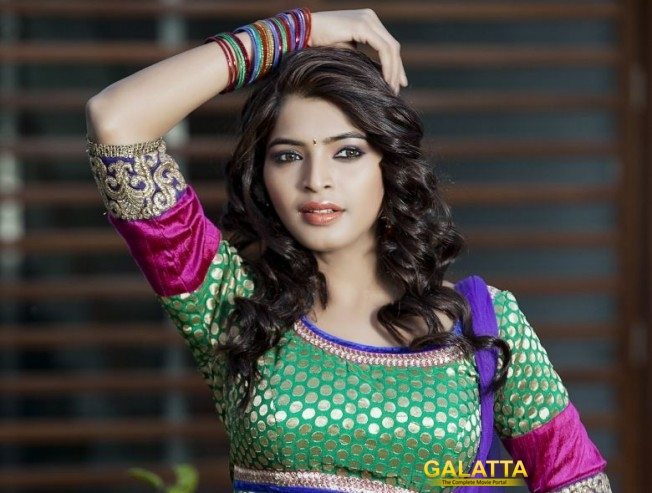 Sanchita Shetty is a Thalaivar fan
