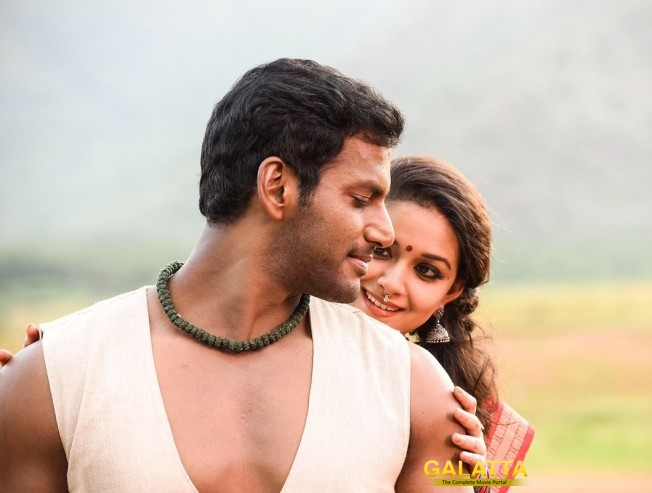 Sengarattan Paaraiyula Video Song Sandakozhi 2 Vishal Keerthy Suresh Yuvan
