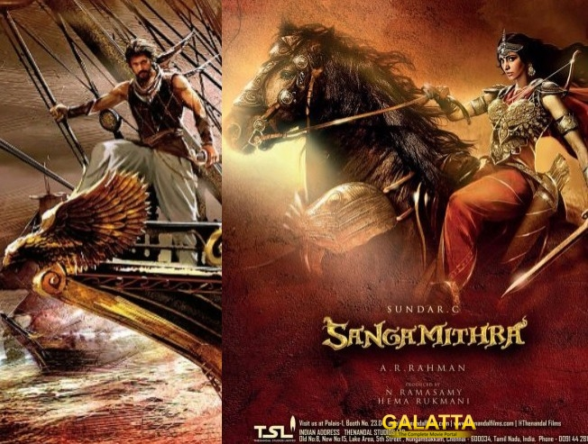Sri Thenandal Films and the Sangamithra Venture