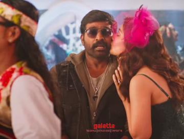 sangathamizhan kamala video song vijay sethupathi raashi khanna - Tamil Movie Cinema News