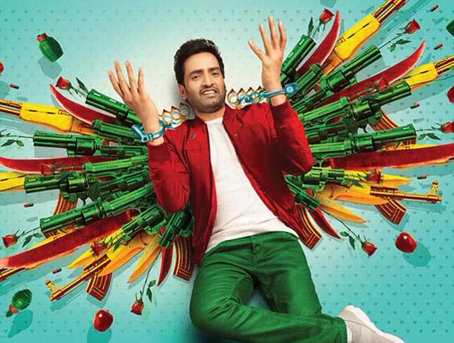 Santhanam A1 Accused No 1 releasing on 26th of July - Tamil Movie Cinema News