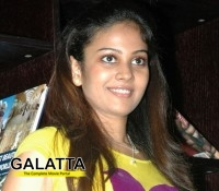 Santhini is Genelia's lookalike!