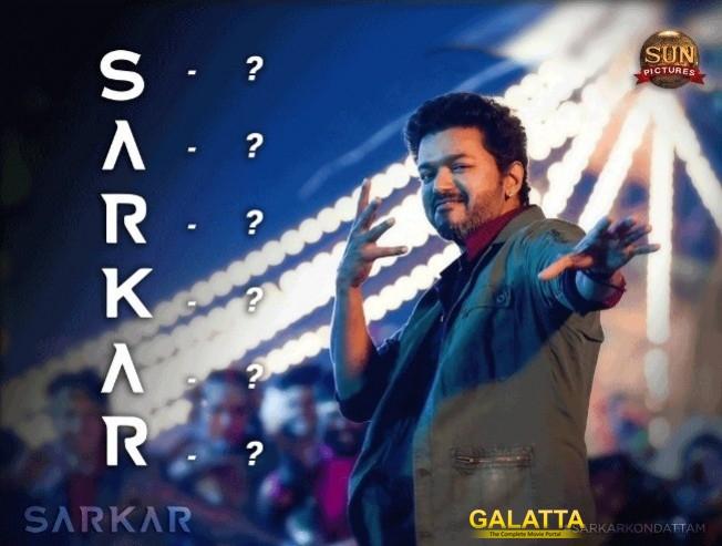 Vijay Sarkar Teaser Releasing Tomorrow 6pm On YouTube