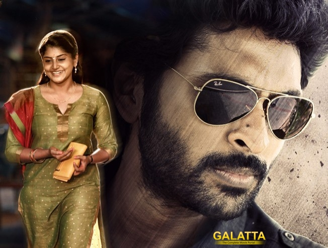 Sathriyan is Another Action Entertainer for Vikram Prabhu