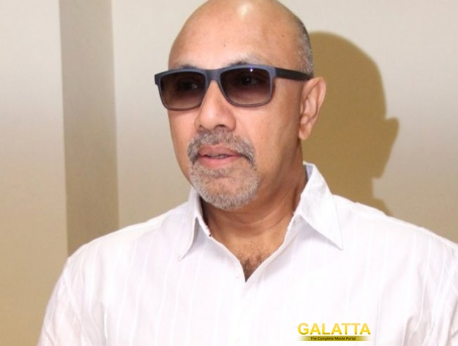 Sathyaraj in Ram's next!