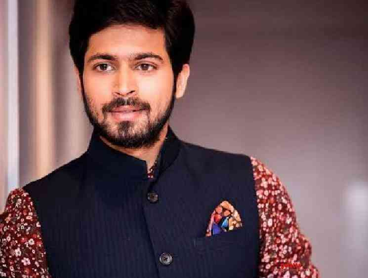 Harish Kalyan's next with Sivappu Manjal Pachai director Sasi - latest update!  - Tamil Cinema News