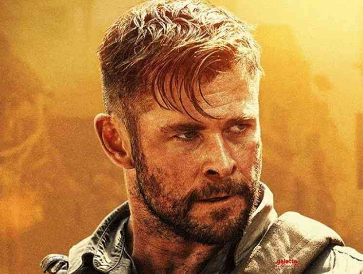 Chris Hemsworth Extraction official teaser - Tamil Movie Cinema News