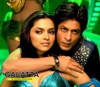SRK over protective about Deepika?