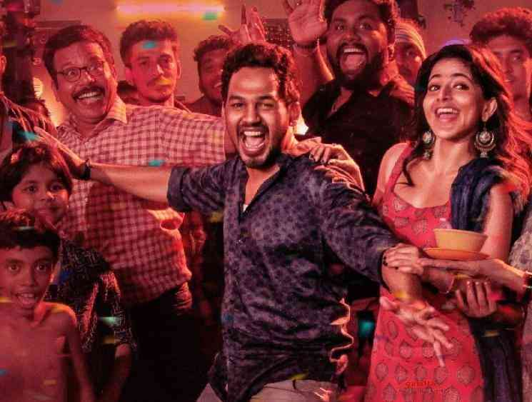 Hiphop Tamizha Naan Sirithal Trailer to release on January 4 - Tamil Movie Cinema News