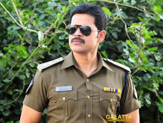 Shaam to star alongside Arya, Mammootty