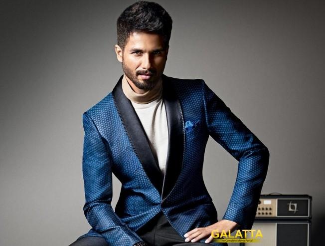 Shahid Kappor Kabir Singh Arjun Reddy New Look Sandeep Vanga