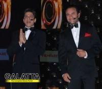 SRK and Saif back as Filmfare hosts!