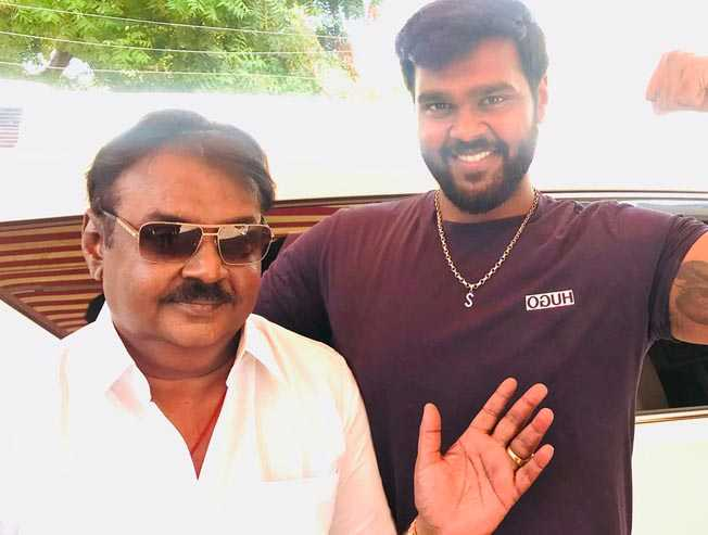 Shanmuga Pandian next movie titled Mithran playing a cop role - Tamil Movie Cinema News