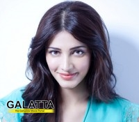 Shruti Haasan in Paiyaa remake?