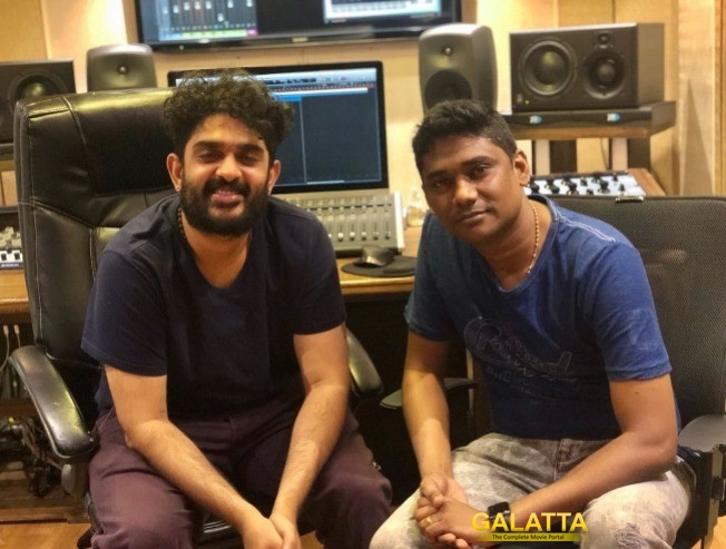 Singer Sid Sriram's Next Big Song In Tamil