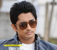 Siddharth to make an important announcement!
