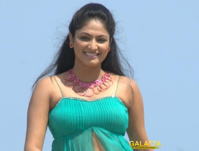 Actress Haripriya is back in K-town
