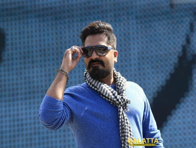 Simbu joined the party late and the reason is here - Tamil Movie Cinema News