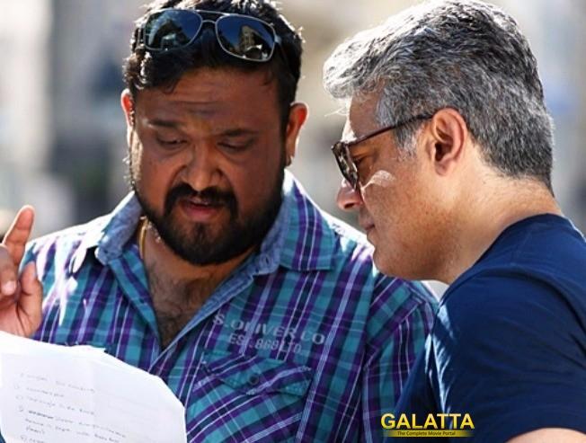 Siva Allu Arjun Tamil Telugu Movie after Ajith Viswasam studiogreen