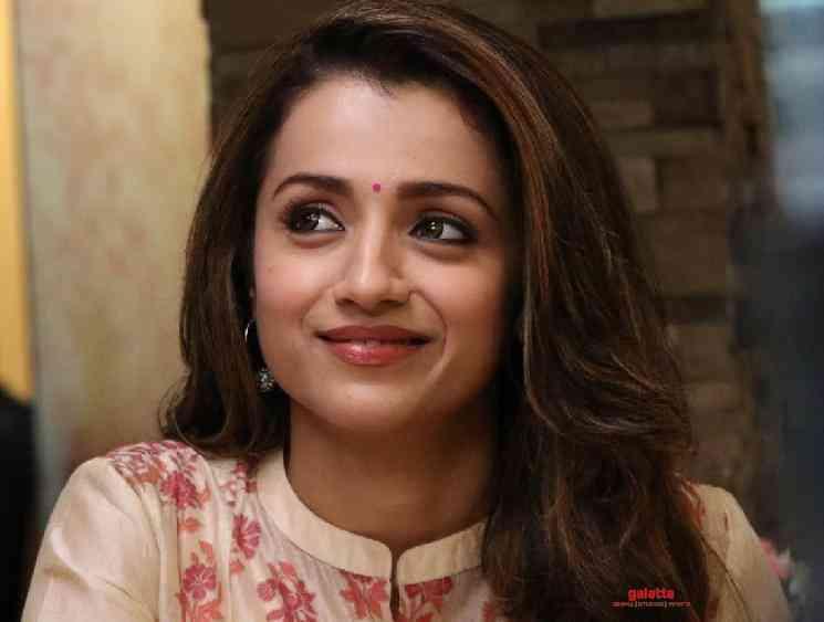 Trisha opts out of Chiranjeevi Acharya due to creative difference - Tamil Movie Cinema News