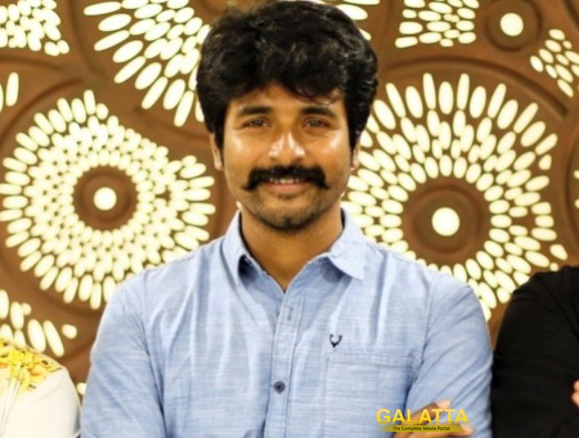 Actor Sivakarthikeyan SK13 Title And FL In January