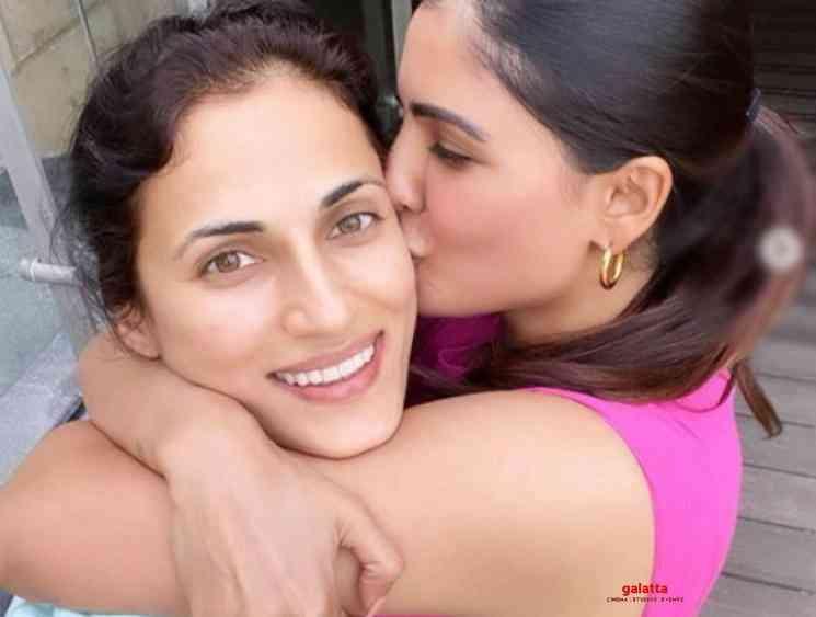 Samantha friend Shilpa Reddy recovers from Corona virus - Tamil Movie Cinema News