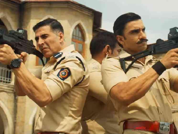 Akshay Kumar Sooryavanshi Official Trailer Ranveer Singh Ajay - Tamil Movie Cinema News