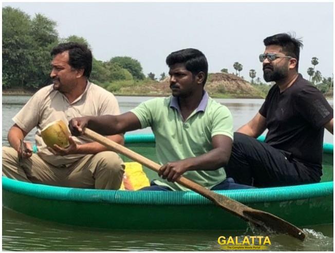 Simbu Effort For Cauvery River With Social Activist Piyush Manush
