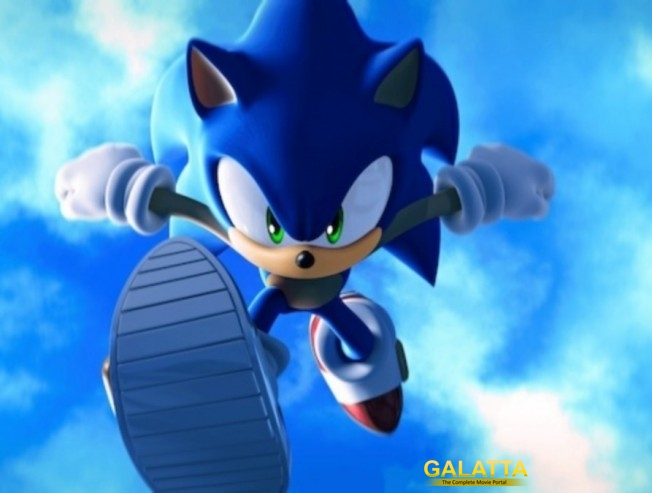 Sonic Paramount Sega Poster Teaser Christmas 2019 Jeff Fowler